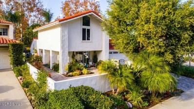 3803 Bowsprit Circle, Westlake Village, CA 91361 - MLS#: 219000393