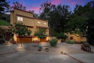 833 Malibu Meadows Drive, Calabasas, CA 91302 - MLS#: 219000404