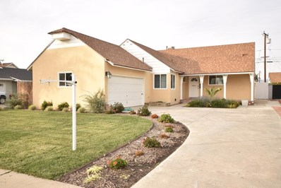 1001 Douglas Avenue, Oxnard, CA 93030 - MLS#: 219000420