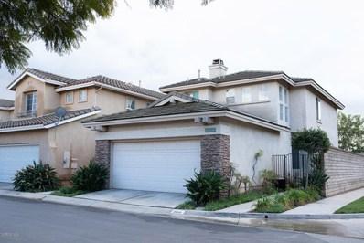 4414 Las Veredas Place, Camarillo, CA 93012 - MLS#: 219000457