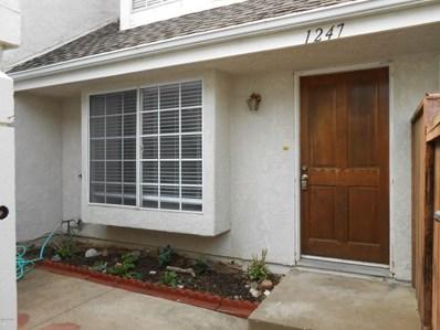 1247 Chelan Lane, Ventura, CA 93004 - MLS#: 219000506