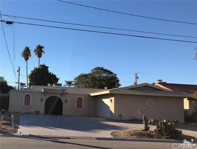 43345 Warner, Palm Desert, CA 92211 - MLS#: 219000513DA
