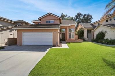3864 San Gabriel Street, Simi Valley, CA 93063 - MLS#: 219000556