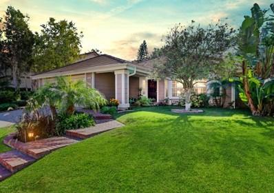 1834 Gammon Court, Thousand Oaks, CA 91362 - MLS#: 219000564