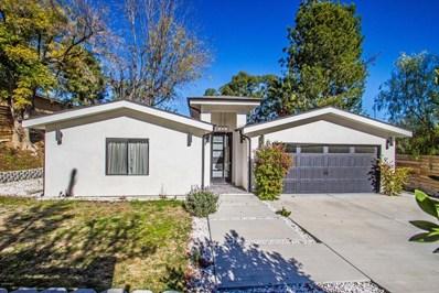 4841 Bruges Avenue, Woodland Hills, CA 91364 - MLS#: 219000593