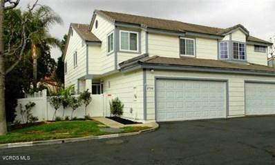 2744 Lemon Drive, Simi Valley, CA 93063 - MLS#: 219000606