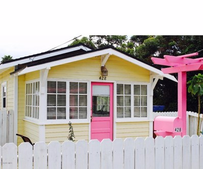 428 Stimson Avenue, Pismo Beach, CA 93449 - MLS#: 219000622