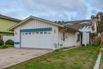 1120 Nelson Place, Oxnard, CA 93033 - MLS#: 219000627
