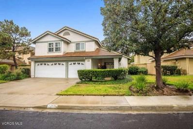 4459 Terracemeadow Court, Moorpark, CA 93021 - MLS#: 219000655