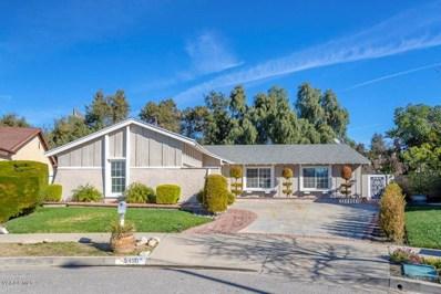 2490 Burlingham Place, Simi Valley, CA 93063 - MLS#: 219000705