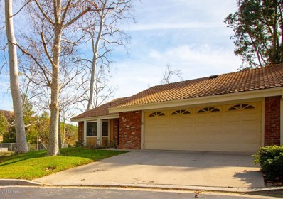 401 Cresthill Drive, Oak Park, CA 91377 - MLS#: 219000766