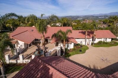 1296 Vista Del Cima, Camarillo, CA 93010 - MLS#: 219000828