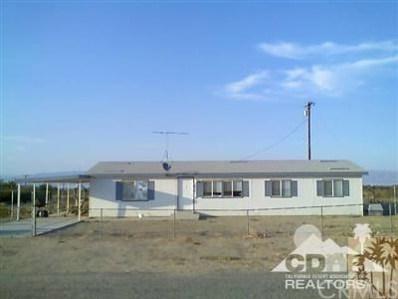 2496 Sea Life Avenue, Salton City, CA 92274 - MLS#: 219000905DA