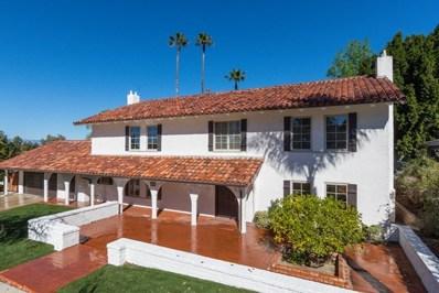 954 Emerson Street, Thousand Oaks, CA 91362 - MLS#: 219000962