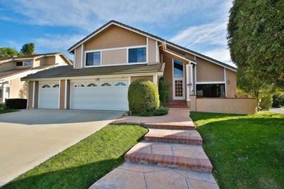 696 Wildcreek Circle, Thousand Oaks, CA 91360 - MLS#: 219001023
