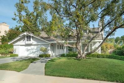 5730 Rista Drive, Agoura Hills, CA 91301 - MLS#: 219001049