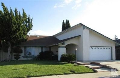 3764 Northcrest Court, Simi Valley, CA 93063 - MLS#: 219001119