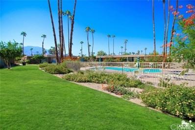 1021 Tamarisk West Street, Rancho Mirage, CA 92270 - MLS#: 219001337DA