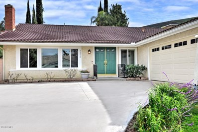 6270 Pisces Street, Agoura Hills, CA 91301 - MLS#: 219001442