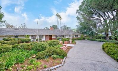 420 Valley Vista Drive, Camarillo, CA 93010 - MLS#: 219001504