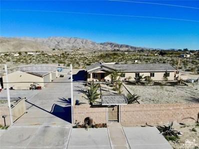 28300 Hotwell Road, Desert Hot Springs, CA 92241 - MLS#: 219001615DA