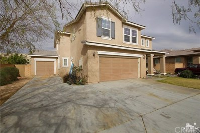 80482 Ullswater Drive, Indio, CA 92203 - MLS#: 219001717DA