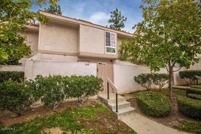 748 Tuolumne Avenue, Thousand Oaks, CA 91360 - MLS#: 219002026