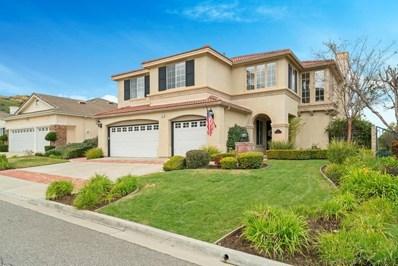 425 Sun Bonnet Street, Simi Valley, CA 93065 - MLS#: 219002289