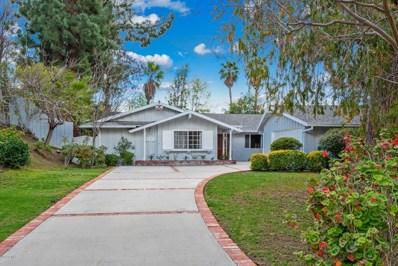 4610 Blackfriar Road, Woodland Hills, CA 91364 - MLS#: 219002358