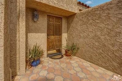 73420 Irontree Drive, Palm Desert, CA 92260 - MLS#: 219002663DA