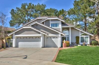 6007 Buffalo Street, Simi Valley, CA 93063 - MLS#: 219002685