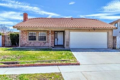 464 Fantasy Street, Palmdale, CA 93551 - MLS#: 219002804