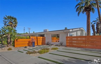 1466 Via Miraleste, Palm Springs, CA 92262 - #: 219002899DA