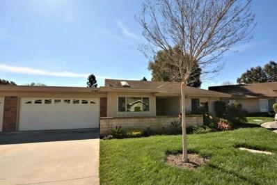 5169 Village 5, Camarillo, CA 93012 - MLS#: 219002976
