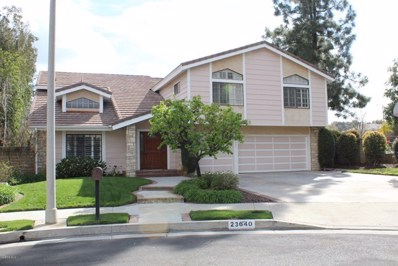 23640 Elkwood Street, West Hills, CA 91304 - MLS#: 219002980