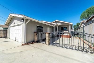 249 Mahoney Avenue, Oak View, CA 93022 - MLS#: 219003056