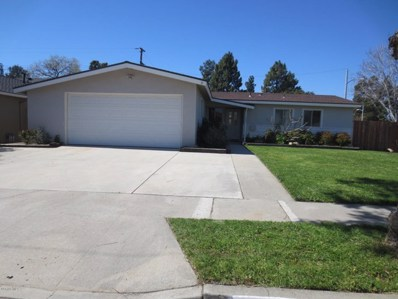 1287 Durkin Street, Camarillo, CA 93010 - MLS#: 219003089