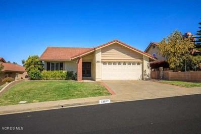13677 Gunsmoke Road, Moorpark, CA 93021 - MLS#: 219003160