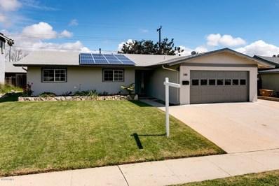 348 Baker Avenue, Ventura, CA 93004 - MLS#: 219003475