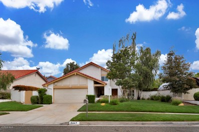 3447 Circle View Drive, Simi Valley, CA 93063 - MLS#: 219003602