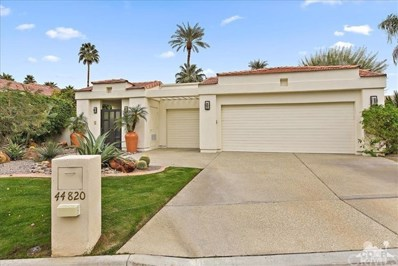 44820 Lakeside Drive, Indian Wells, CA 92210 - MLS#: 219003633DA