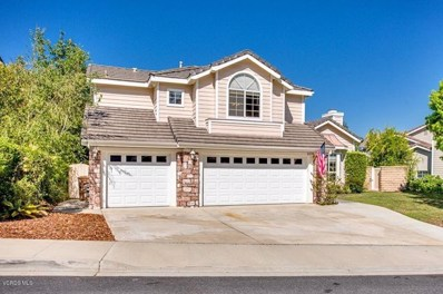 3176 Holloway Court, Newbury Park, CA 91320 - MLS#: 219003702