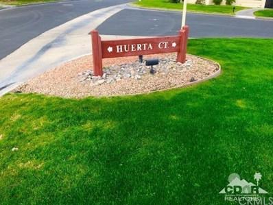69575 Huerta Court, Rancho Mirage, CA 92270 - MLS#: 219003825DA