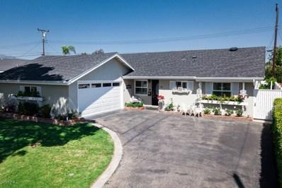 244 Huntington Avenue, Ventura, CA 93004 - MLS#: 219004120