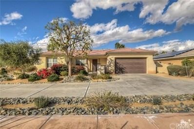 112 Bel Canto Court, Palm Desert, CA 92211 - MLS#: 219004215DA