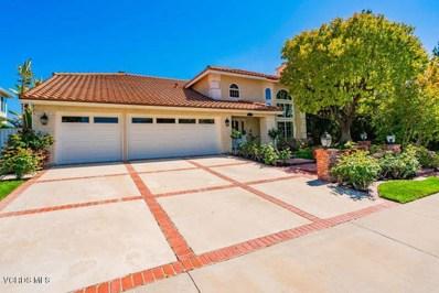 5816 Stonecrest Drive, Agoura Hills, CA 91301 - MLS#: 219004245