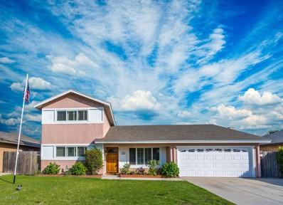 3700 Oarfish Lane, Oxnard, CA 93035 - MLS#: 219004265