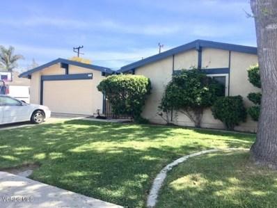 1250 Fuchsia Street, Oxnard, CA 93036 - MLS#: 219004489