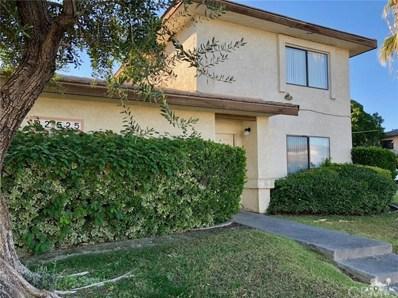 32525 Canyon Vista Road, Cathedral City, CA 92234 - MLS#: 219004503DA