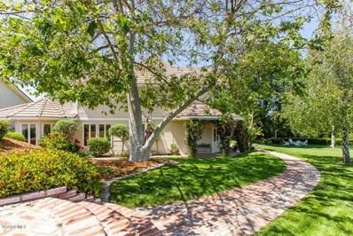 455 Manzanita Lane, Thousand Oaks, CA 91361 - MLS#: 219004914
